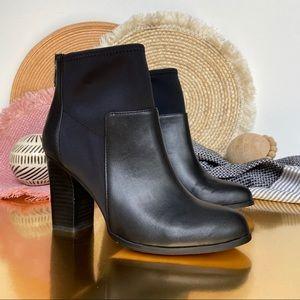 ADRIENNE VITTADINI | Ratti Stacked Block Heel Boot